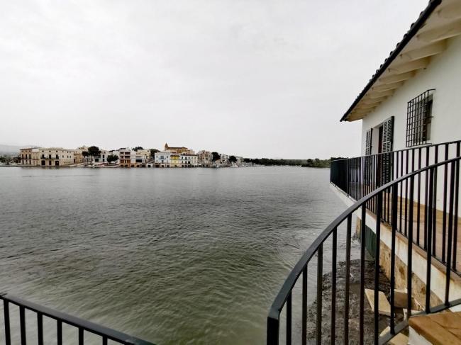 El Govern cede al Consell de Mallorca una de las viviendas recuperados en Portocolom