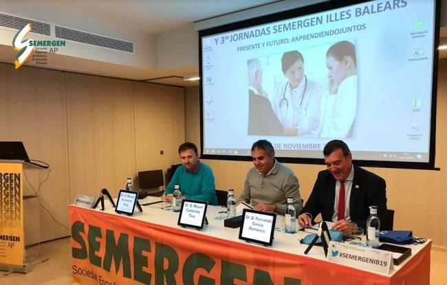 La Sociedad Española de Médicos de Atención Primaria se reúne para actualizar las patologías más relevantes