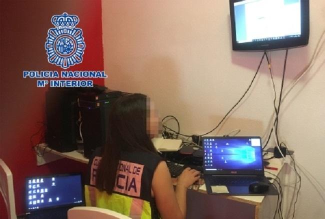La Policía Nacional detiene en Palma a un hombre por venta on-line fraudulenta de productos electrónicos