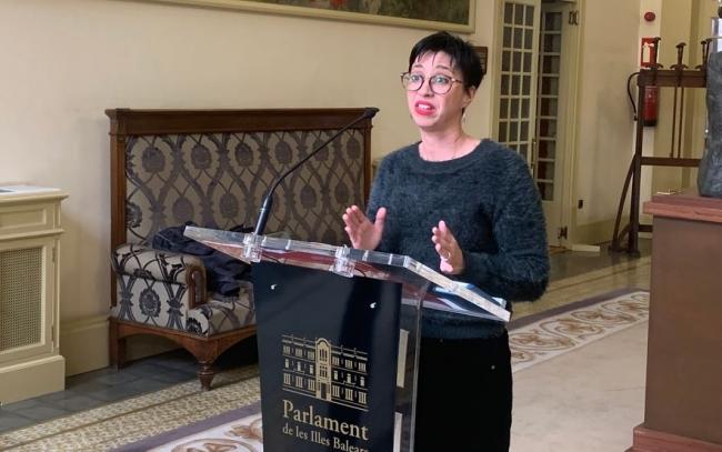 El Grupo Parlamentario Socialista pide que se reanude la actividad parlamentaria con la máxima normalidad posible