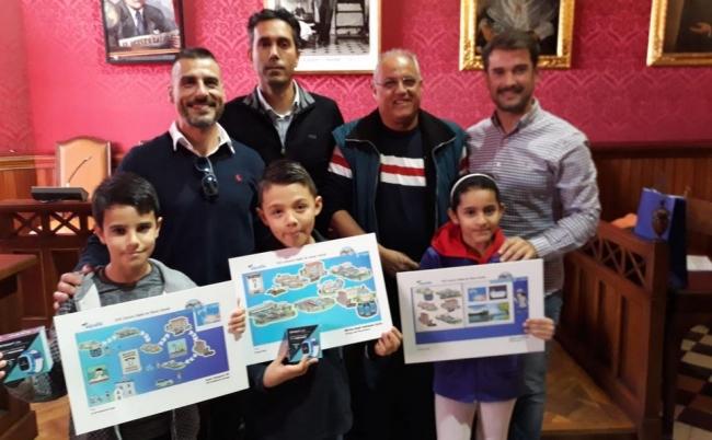 Tres alumnos de Llucmajor premiados en el ámbito estatal para investigar el ciclo del agua