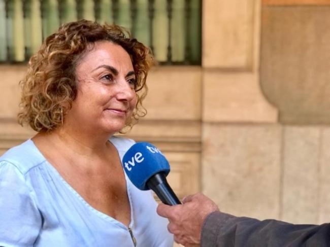 Joana Aina Campomar: Destinar dinero para hacer una sociedad más igualitaria no es mantener un 'chiringuito'