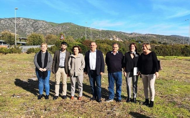 Asuntos Sociales y el Ajuntament de Calvià subscriben el convenio para construir el primer centro de día de Calvià
