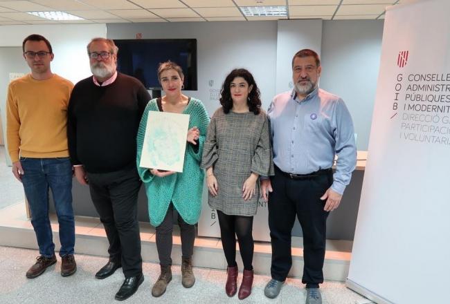Los primeros Premios Voluntariado Illes Balears del Govern reconocen la trayectoria altruista de personas y entidades