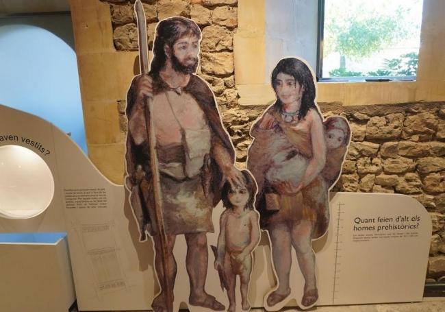 Se presenta la nueva sala de prehistoria del museo de Manacor