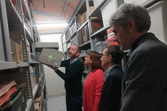 El Archivo del Sonido e Imagen del Consell recibe el fondo audiovisual de la Fundació Sa Nostra