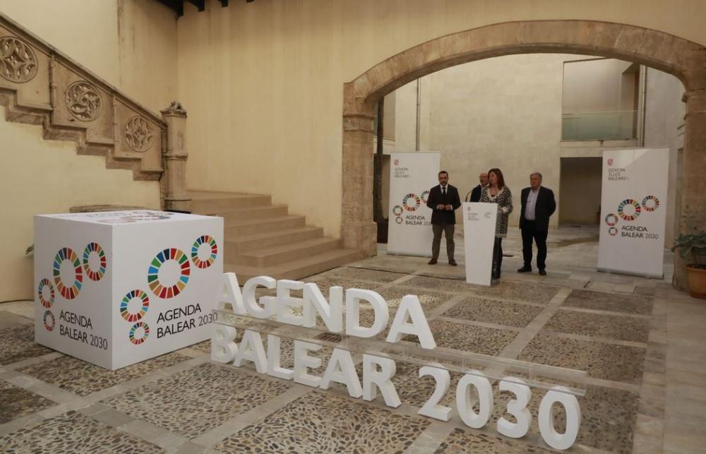 Se constituye la Mesa para la Agenda Balear 2030