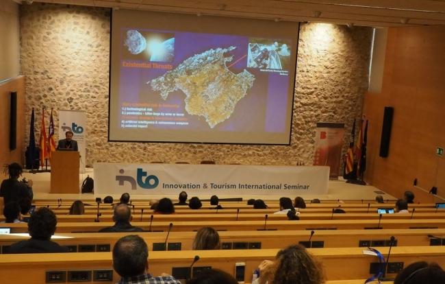 Seminario internacional *INTO: un modelo sostenible tiene que contar con la participación de todos los agentes