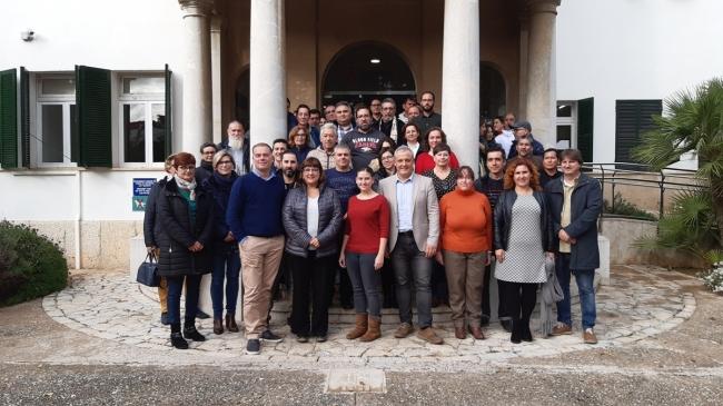52 trabajadores se incorporan al Consell de Mallorca y en el IMAS a través del programa SOIB Visibles 2.019-2.020