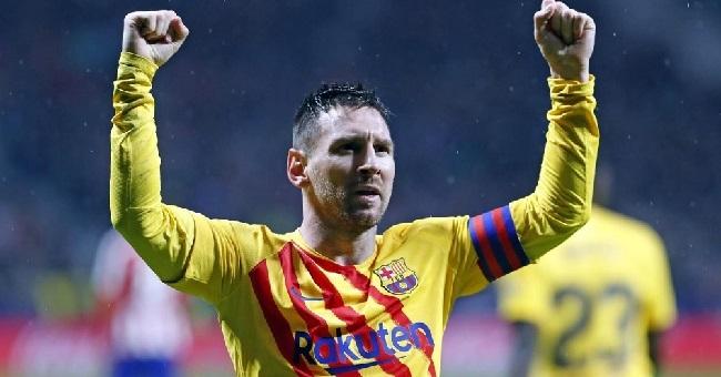 Leo Messi volvió a decidir