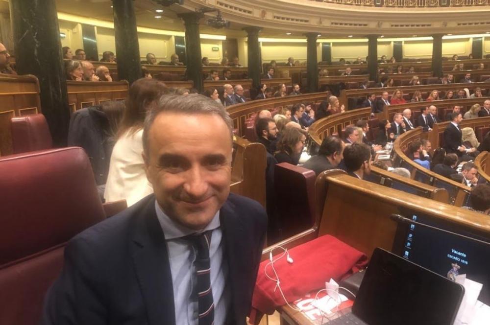 El PSIB-PSOE inicia la XIV legislatura en el Congreso y el Senado con la ilusión de abrir una nueva etapa progresista