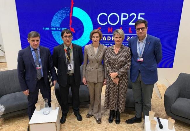 Defienden en la Cumbre del Clima la apuesta de Baleares por un turismo sostenible