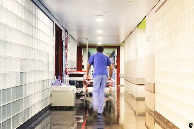 El Servicio de Salud activa camas de hospitalización ante un posible incremento de la gripe