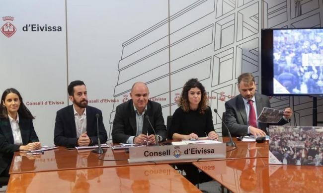 Los presupuestos 2020 destinan 125 millones a Eivissa