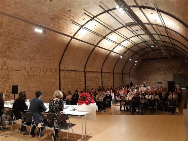 El IMAS y Es Baluard organizan un acto con motivo del Día Europeo del Voluntariado