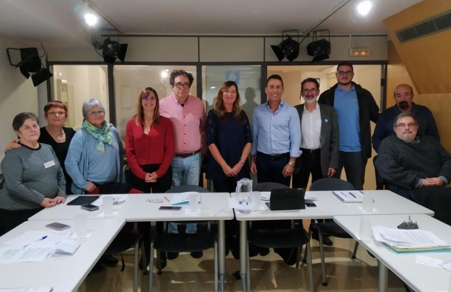 La consellera de Salud y Consumo se reúne con la Plataforma Ciutadana per la Sanitat Pública
