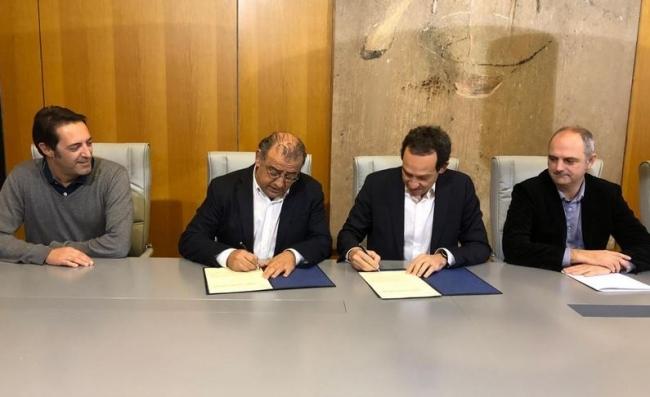 El Govern finaliza las obras del Paseo de Calvià y lo cede al Ayuntamiento