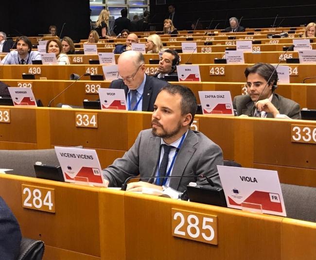 El Comité Europeo de las Regiones aprueba las 7 enmiendas en defensa de los intereses de las Islas