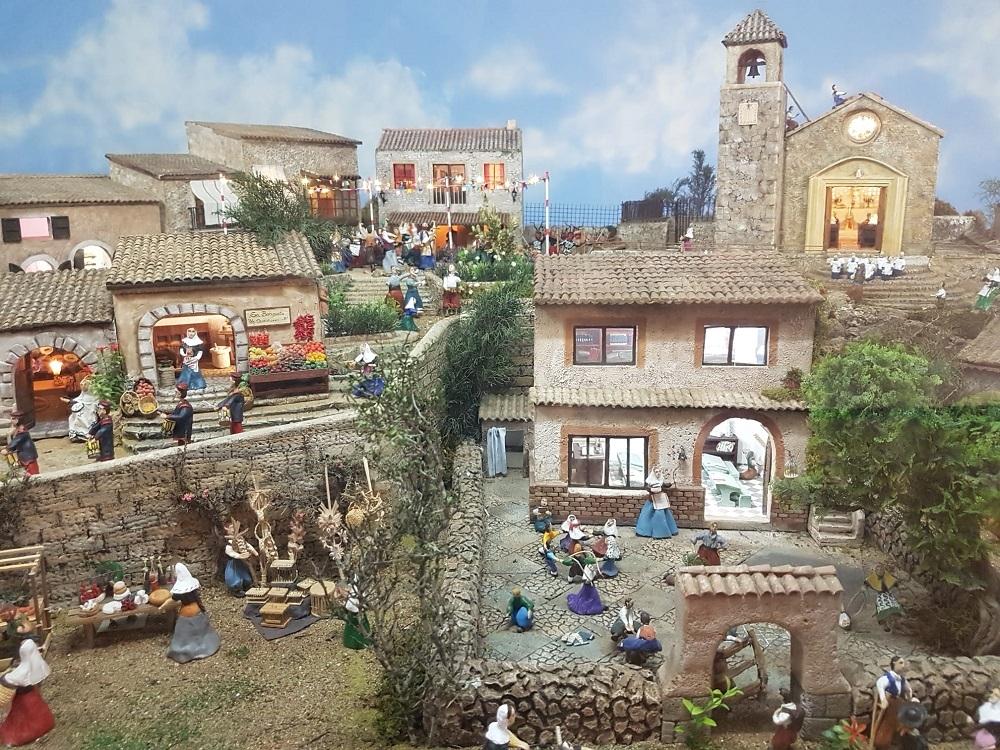 El tradicional Belén Mallorquín se podrá visitar en el Centro Cultural la Misericordia hasta el 6 de enero