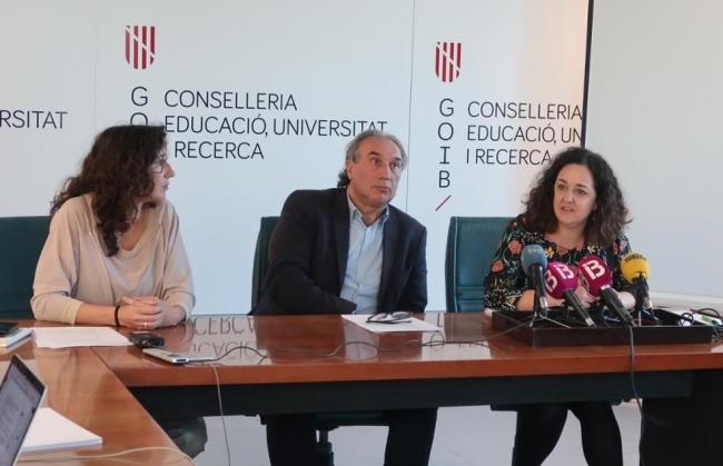 170 centros disponen de agente de coeducación en las Illes Balears