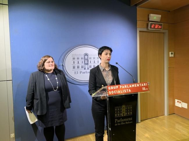 El PSIB-PSOE propone la creación de un nuevo derecho social con una ley estatal que regule y despenalice la eutanasia