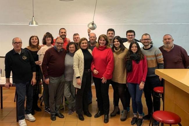 Paula Ginard, nueva secretaria general de los Socialistas de Artà