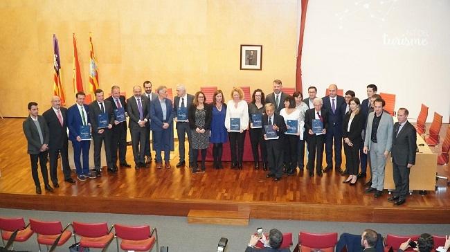 El Govern de les Illes Balears entrega los Premios de Turismo 2019