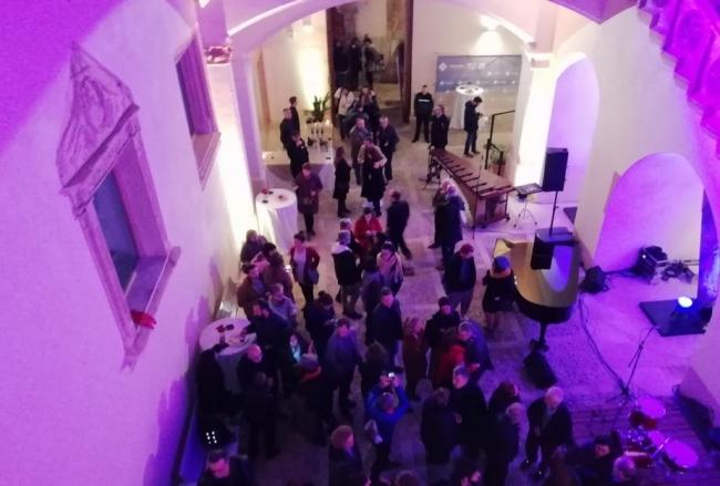 Música, danza y arte en Ca n'Oleo dentro de las actividades complementarias de la COP25