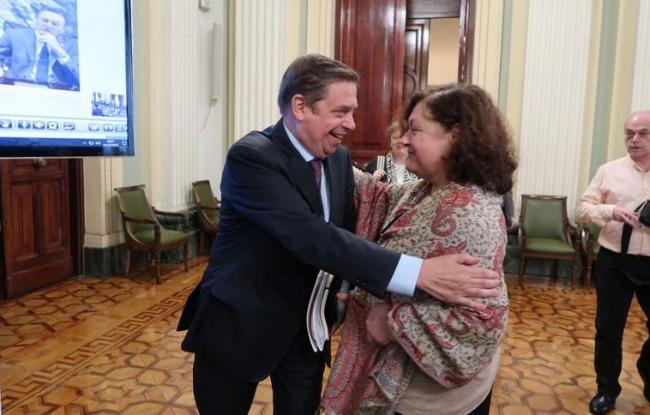 Agricultura y el Ministerio avanzan en el reconocimiento de la insularidad de las Baleares en la futura PAC