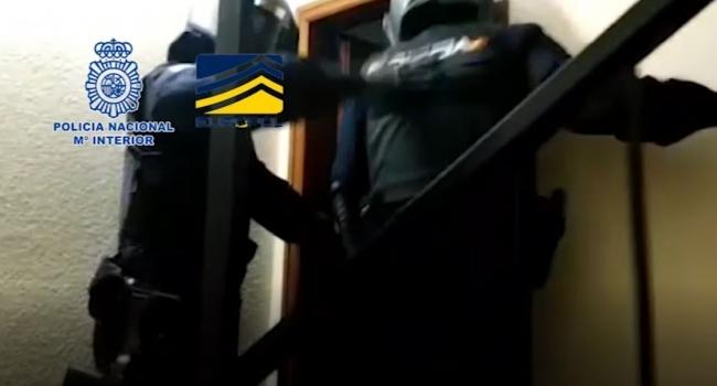 Se dedicadaban al tráfico ilegal de ciudadanos georgianos para delinquir en toda Europa