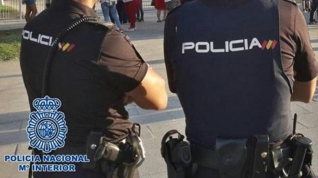La Policía Nacional detiene a un hombre por un delito de robo con violencia o intimidación con unas tijeras