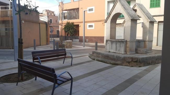 El Consell cofinancia con 150.000 euros un proyecto de renovación urbana en Santa María del Camí
