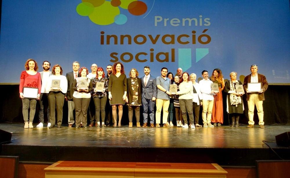 «M'agrana», el projecte d'Aproscom Fundació i el CEIP Sant Miquel, guanya el premi a la Innovació Social 2019