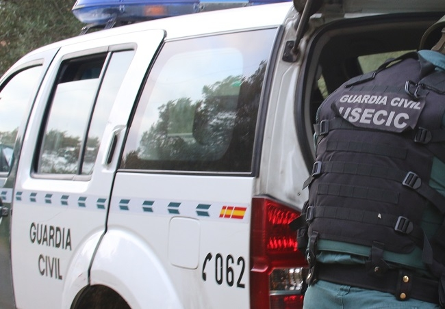 La Guardia Civil detiene a hombre por delitos de lesiones y amenazas en Inca