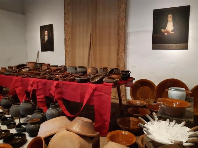 El Convent de les Caputxines muestra su patrimonio etnológico