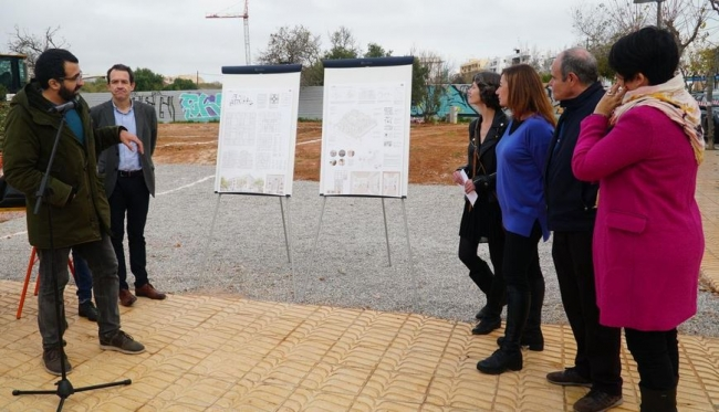 Inician la construcción de 67 viviendas de protección oficial en Eivissa