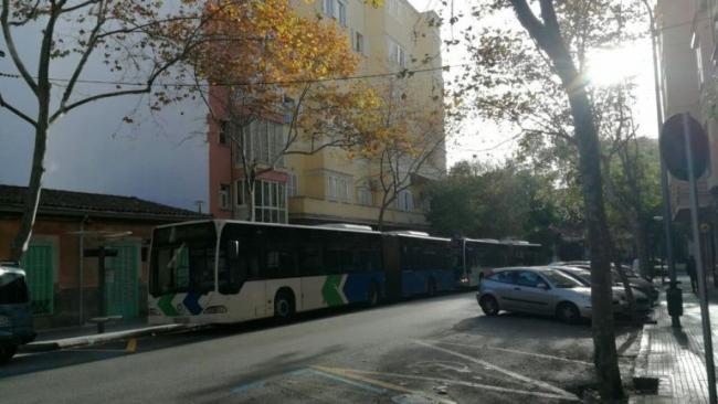 """Ciudadanos: """"El cambio de trayectos en las líneas de la EMT ha provocado un caos circulatorio en toda Palma"""""""