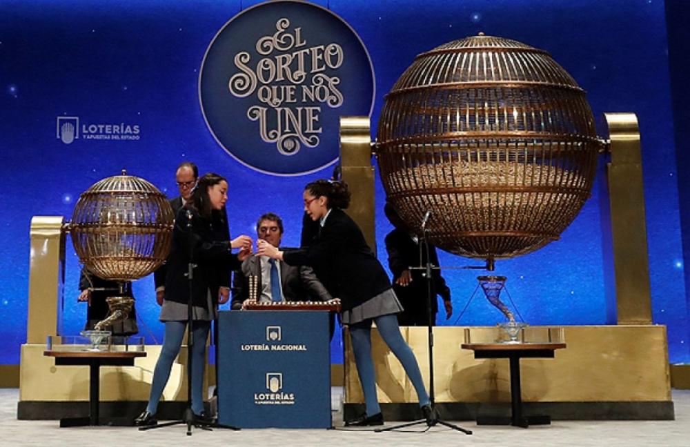 El Premio Gordo de la Lotería de Navidad, el 26.590