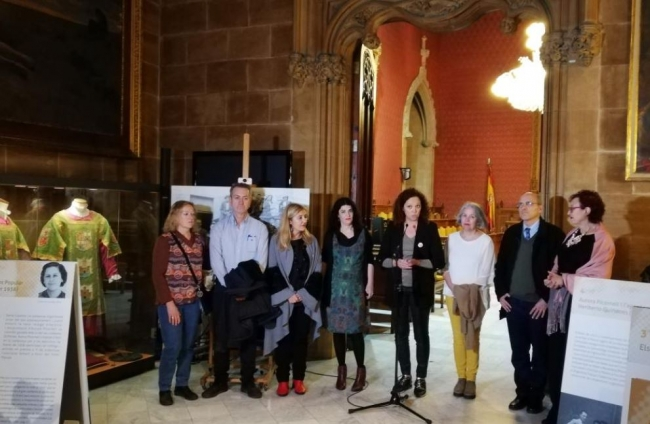 Societat Civil Balear lamenta que el Consell inaugure los actos de la Diada con una exposición sobre Aurora Picornell