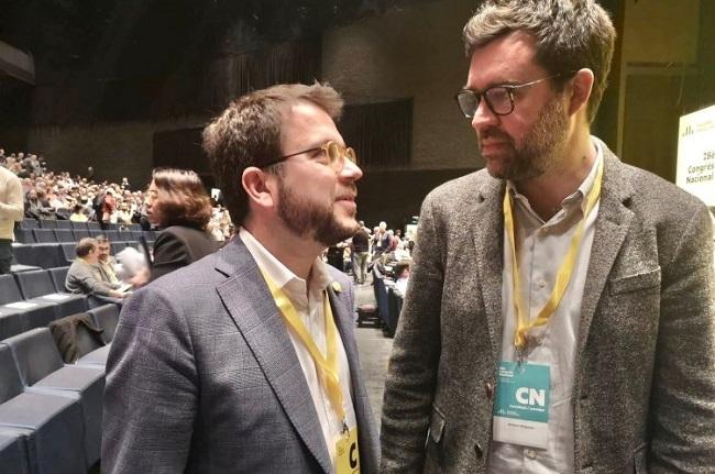 Noguera y ERC acuerdan introducir peticiones baleares en las negociaciones de la investidura