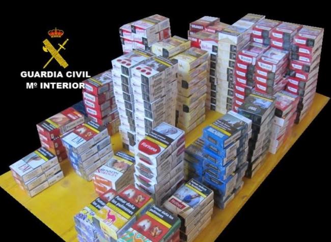 Investigado por venta de tabaco sin autorización en Felanitx y Porto Colom