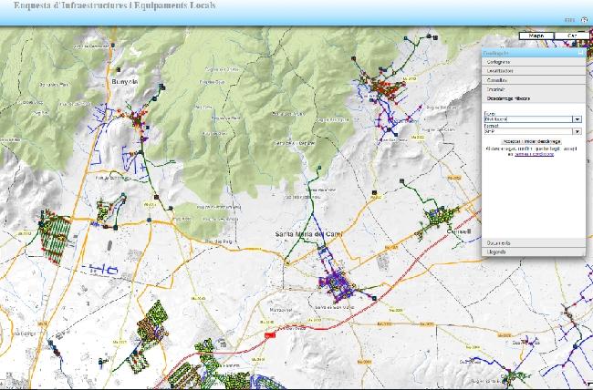 TIC Mallorca facilita el acceso a los datos cartográficos de los municipios