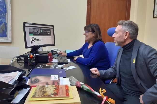 Política lingüística lanza una nueva web con recursos para un uso normal y correcto del catalán