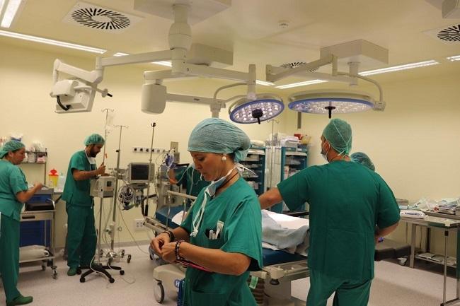 127 mujeres han sido atendidas desde que se creó el Servicio de Cirugía Plástica del Hospital Can Misses