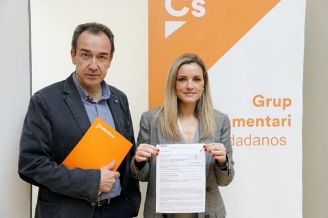Ciudadanos solicita visitar los centros de Es Pinaret, Es Mussol y Es Fusteret tras los presuntos casos de explotación sexual de menores