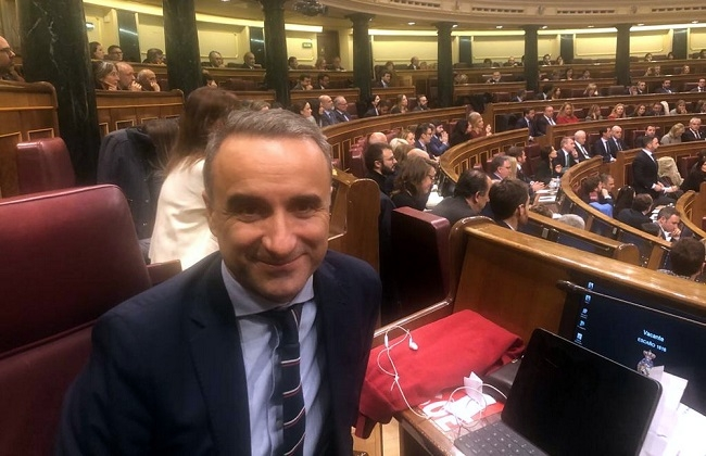 Pere Joan Pons pide a la oposición 'seriedad, respeto y responsabilidad' a la hora de tratar los abusos sexuales a menores