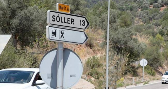 Ciudadanos en el Consell de Mallorca solicita actuaciones de mejora en la carretera de Sóller