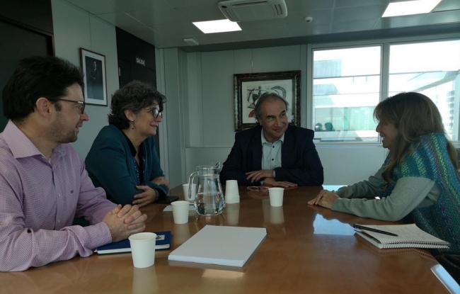 Educación destaca el papel capital del CSIC en la investigación que se lleva a cabo desde las Islas Baleares