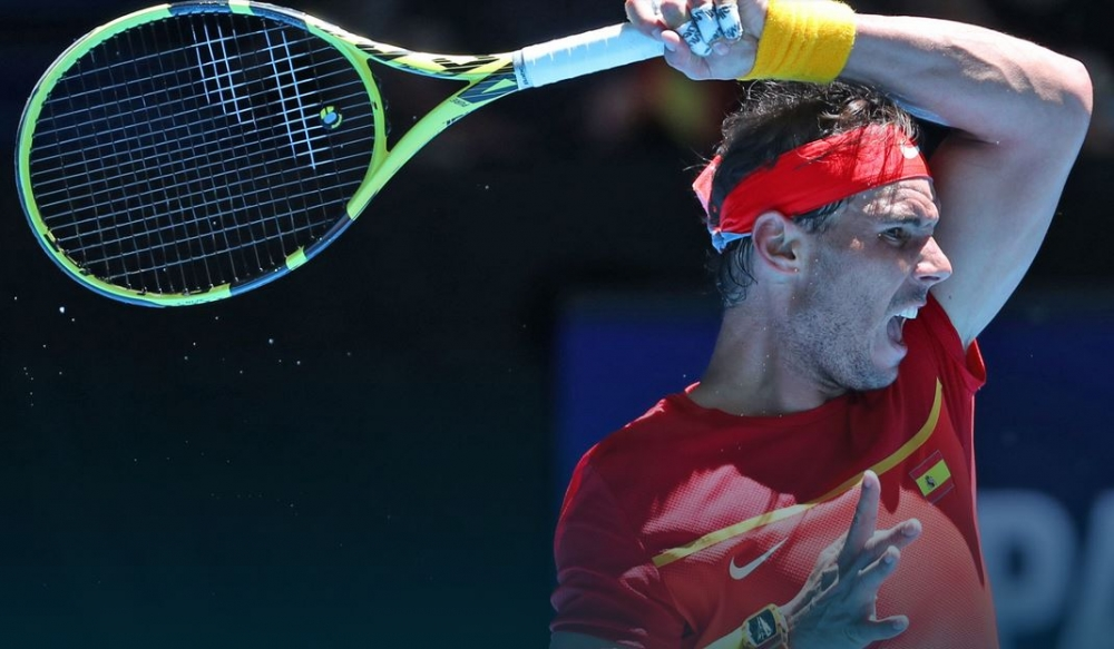 España se clasifica para cuartos de final en la Copa ATP