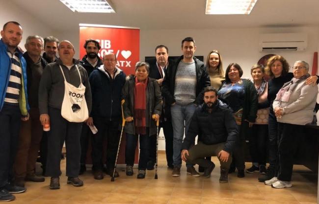 Toni Garrido es elegido nuevo secretario general de los Socialistas de Andratx